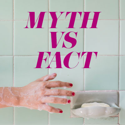 Adults with Acne: Myth vs Fact