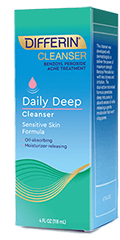 Differin Daily Deep Facial Cleanser