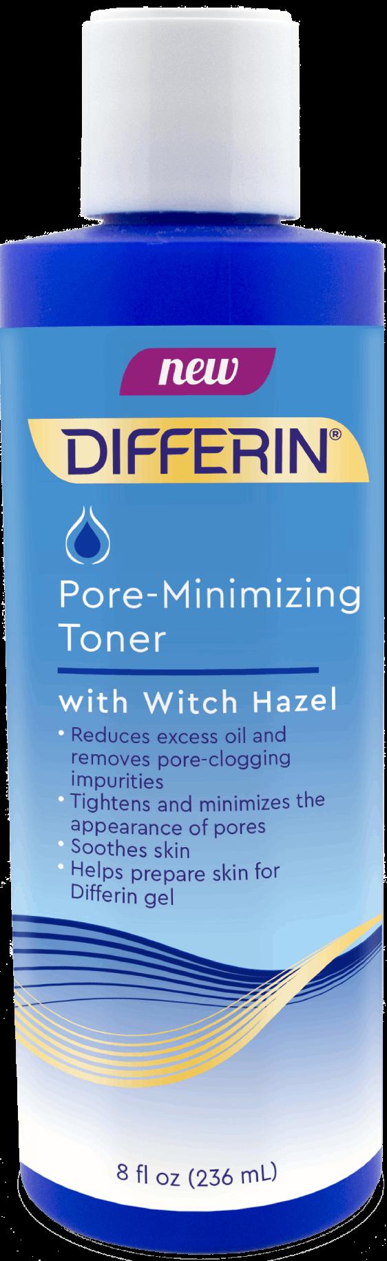 Differin® Pore-Minimizing Toner With Witch Hazel