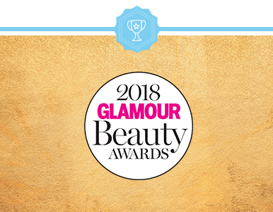 2018 Glamour Beauty Award