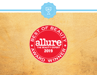 Allure 2017 Best of Beauty Award Winner