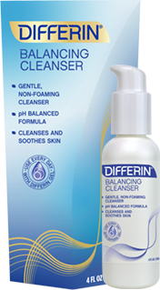 Differin Balancing Cleanser