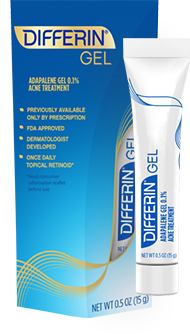 Coupon Differin Acne Gel